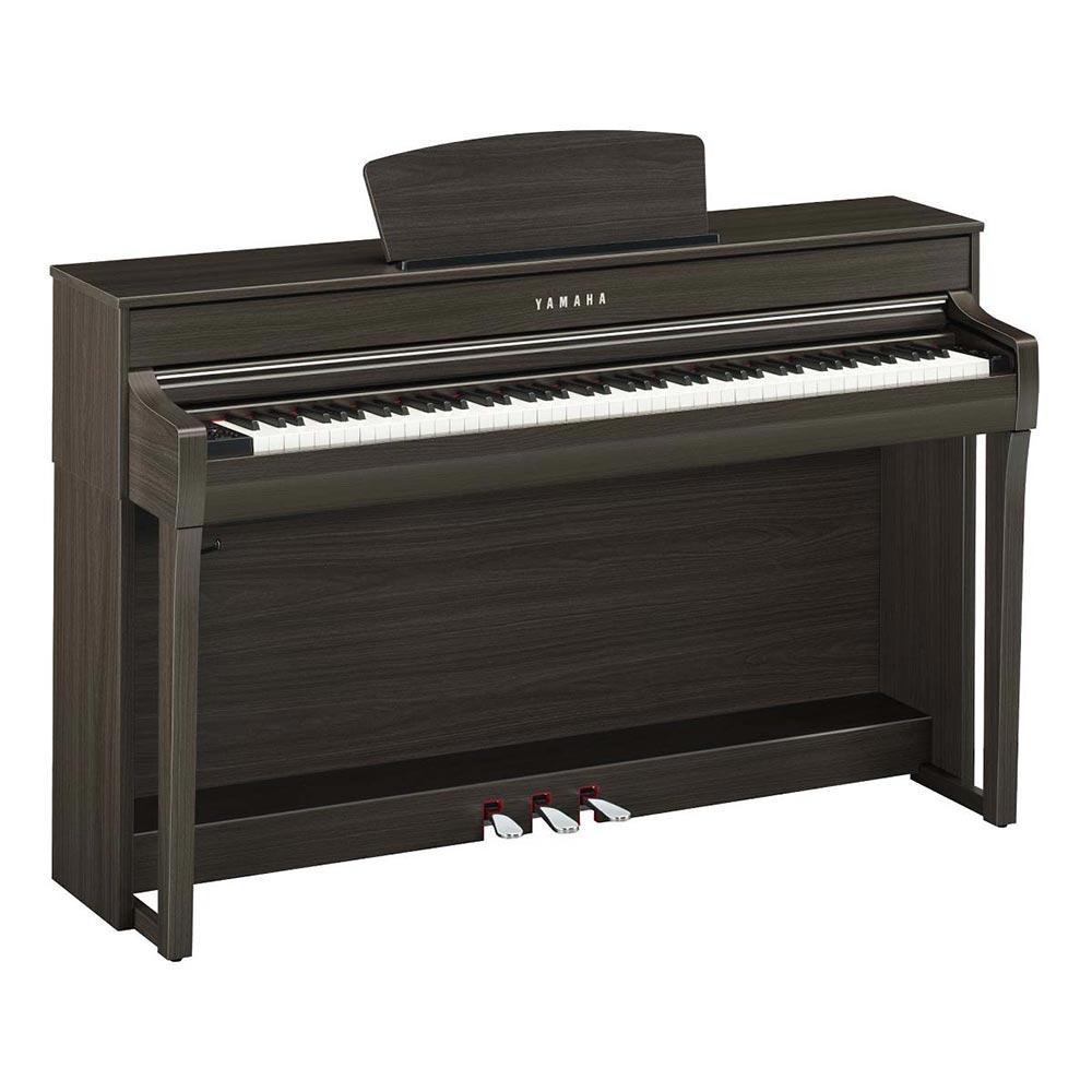 Цифрове піаніно YAMAHA Clavinova CLP-735 (Dark Walnut)