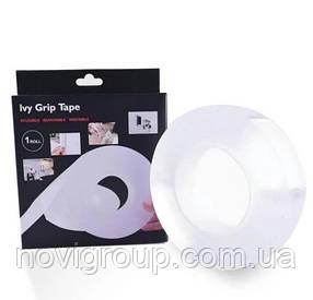 Багаторазова кріпильна стрічка Ivy Grip Tape 1m