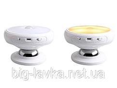Светодиодный светильник Claite 360 градусов  Белый