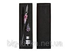 Подарочная перьевая ручка  Розовый