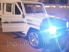Коллекционная модель машины Mercedes Benz G65 AMG 1:32 Gelenvagen amg g63  Белый