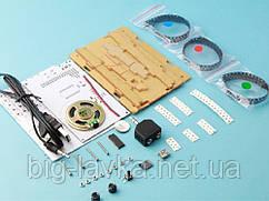 Набор индикатора частотного спектра LED kit