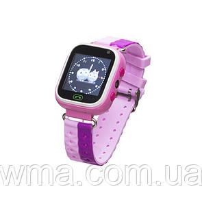 Детские Смарт Часы GM7S Цвет Розовый