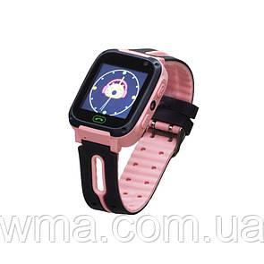 Детские Смарт Часы S4 Цвет Розовый