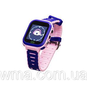 Детские Смарт Часы T18 Цвет Розовый