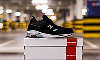 Кроссовки мужские New Balance 1500 Black Нью Баланс 1500 Черные