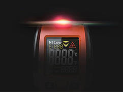 Бесконтактный цифровой термометр Lomvum 380 °С
