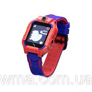 Детские Смарт Часы FZ6 Цвет Красный