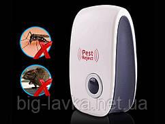 Відлякувач від мишей, комарів, тарганів Pest Reject