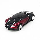 ОПТ Радиуправляемая машина трансформер Bugatti Robot Car с пультом бугатти красная робот, фото 4