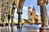 Там, где останавливается время: Краков и Прага. Тур 4 дня.