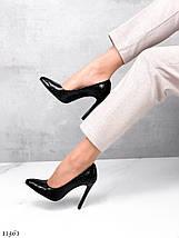 Туфлі човники пітон, фото 2