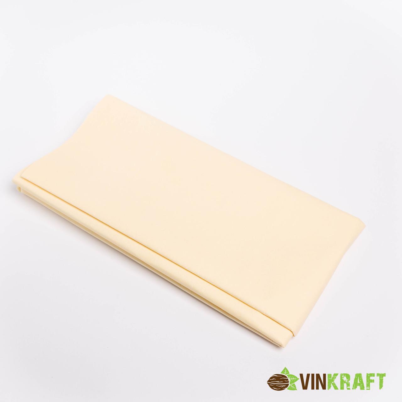 Папір тишею 50*70 см (10 аркушів), бежевий