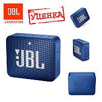 Акустика JBL Go 2 Blue ОРИГИНАЛ!