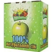 Сік яблучний 3л ТМ Дари Поділля
