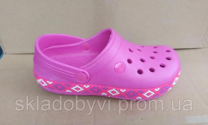 Ева сабо жіночі Dago 422 рожеві, фото 2