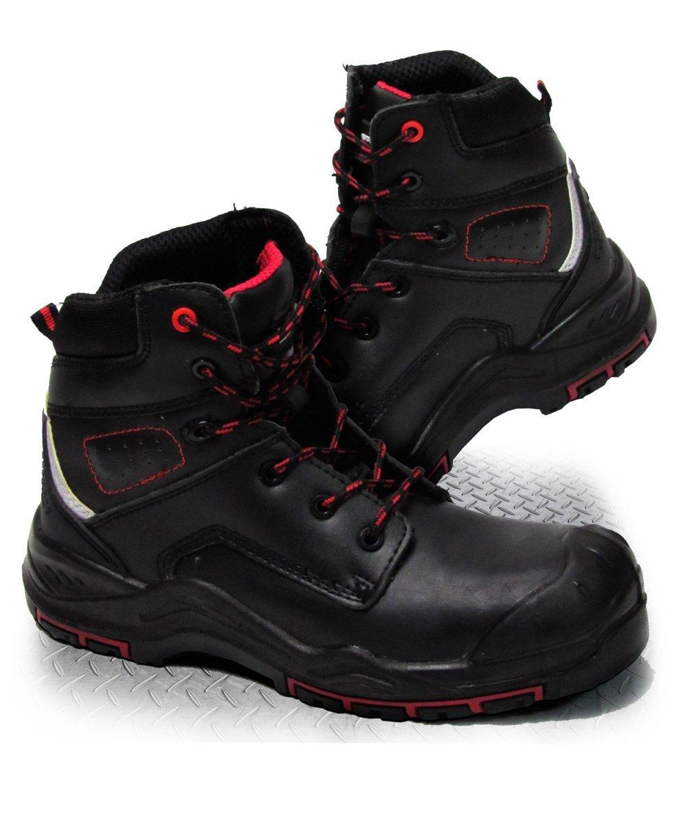 Ботинки композит.подносок и пластина,подошва  двойная ПУ+резина, RAILY ,S3 SRC
