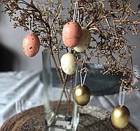 Набір яєць для пасхального декору 6шт * 5 см, фото 1