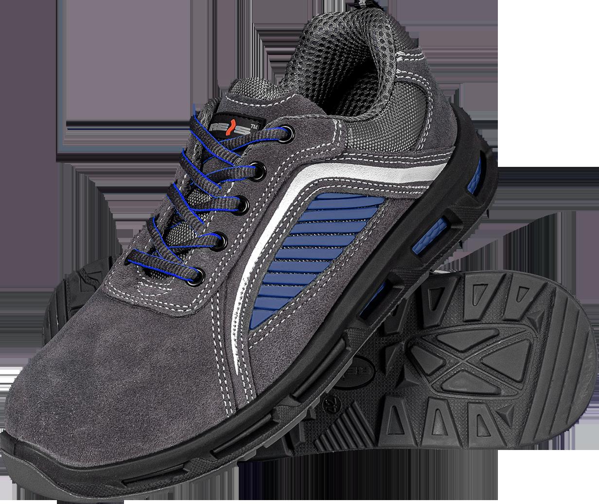 Кросівки захисні з металевим підноском BRATOMIC-P SN