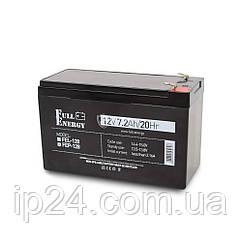 Аккумулятор 7.2 А/ч для ИБП Full Energy FEP-128