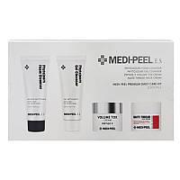 Омолаживающий мини-набор средств с пептидами Medi-peel Premium Daily Care Kit