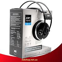 Бездротові навушники MDR НЯ S1000 - Bluetooth-навушники гарнітура з мікрофоном і FM радіо + AUX (R37), фото 5