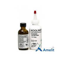 Пластмаса Kooliner, набір 80 г + 55 мл (GC), 1 упак.
