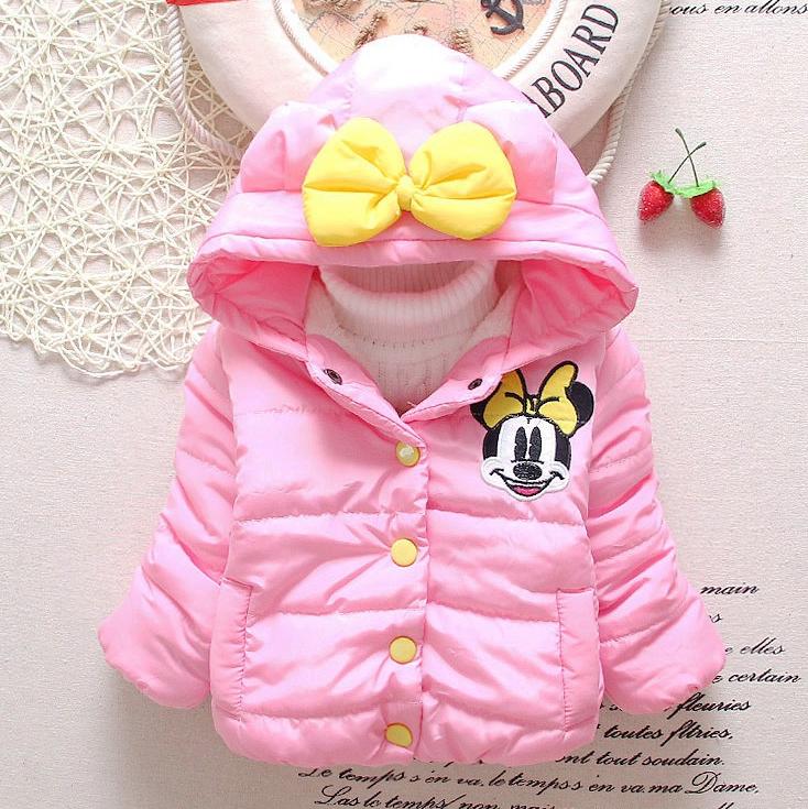 Курточка для дівчинки Мікі Маус на весну   осінь - Інтернет-магазин  дитячого та жіночого 8684e5dc76806