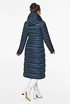 Сапфірове куртка жіноча комфортна модель 43575, фото 3
