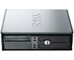 Системний блок, комп'ютер, Intel Core2 Duo E6550, 2 ядра 2 потоку по 2,33 Ггц, 2 Гб ОЗУ, HDD 160 Гб
