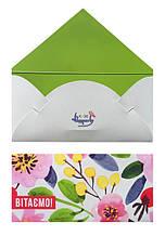 Дизайнерские конверты для денег оптом