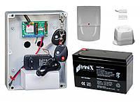 Комплект проводной автономной GSM сигнализации