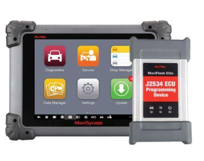 Автомобільний мультімарочний сканер Autel Maxi SYS DS 908S PRO