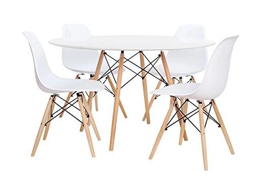 Кухонный стол и 4 кресла