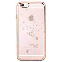 "Накладка KINGXBAR Butterfly для iPhone 6 (4,7""), фото 1"