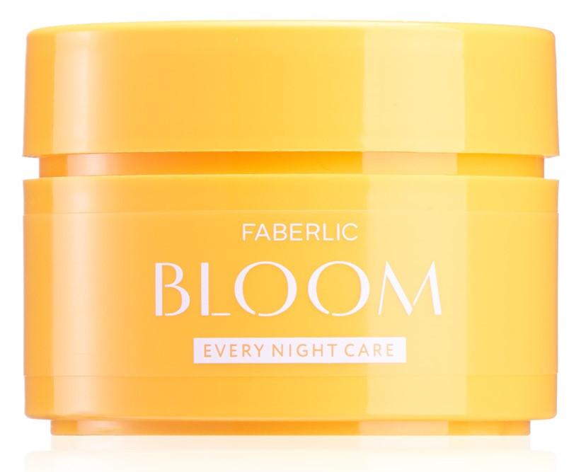 Крем для лица ночной 35+ серии Bloom