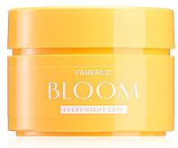 Крем для лица ночной 35+ серии Bloom, фото 1