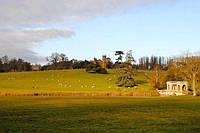 Парк Стоу – украшенная ферма, ставшая английской пейзажной революцией