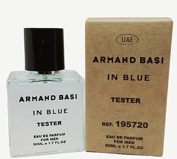 Духи мужские Armand Basi in Blue (Арман Баси ин блу) Тестер 50ml (копия)