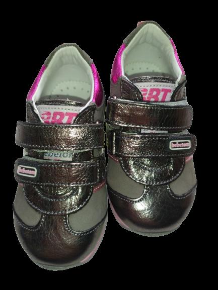 Кроссовки для девочки Bebetom 364-634 размер 21