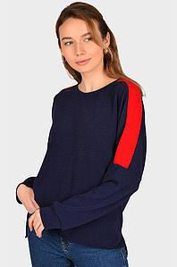 Батник женский темно-синий Александра 129978P