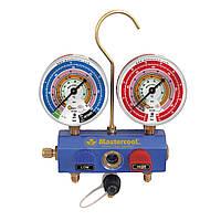 Манометрический коллектор 2-х вентельн. R410/R22/R407c 80 mm (Mastercool, США) 58103-EB