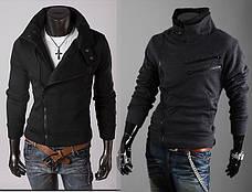 Толстовка куртка мужская теплая, фото 3