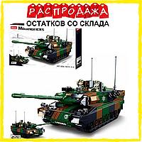 Конструктор для мальчиков Танк военная техника типа Лего Lego
