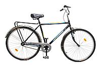 "Велосипед 28"" УКРАЇНА LUX, модель 64 ХВЗ Чорний"