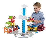 """Развивающая игрушка """" Аэропорт"""" Fisher-Price Little People"""