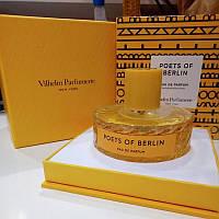 Vilhelm Parfumerie Poets of Berlin (Вільгельм Парфюмери Поэтс оф Берлін) парфумована вода 100 мл
