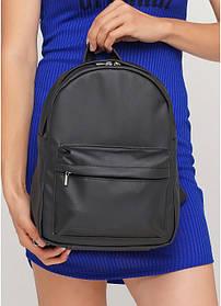 Женский рюкзак Sambag Brix BB черный