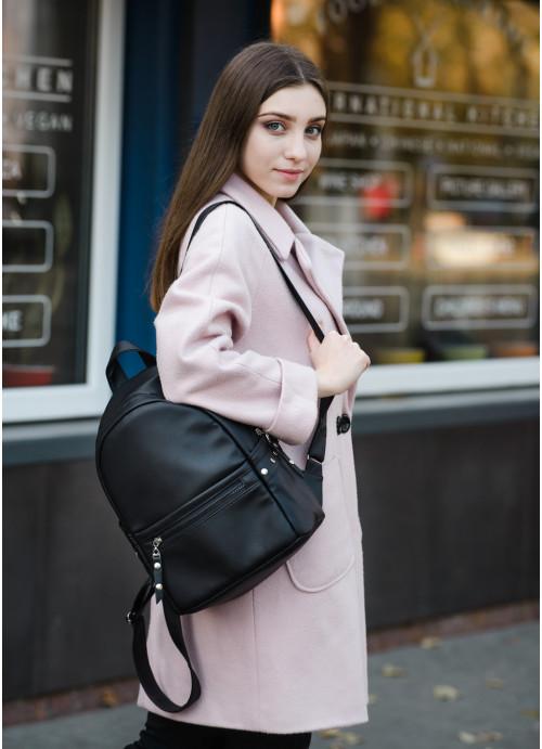 Женский рюкзак Sambag Dali LHe черный
