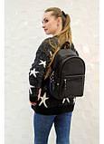 Женский рюкзак Sambag Dali LHe черный, фото 5